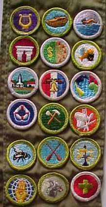 Merit Badges Troop 8787 Austin Tx
